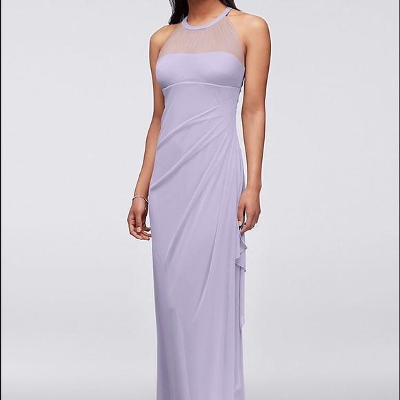 David\'s Bridal Dresses | Davids Bridal Iris Bridesmaid Dress Size 8 ...